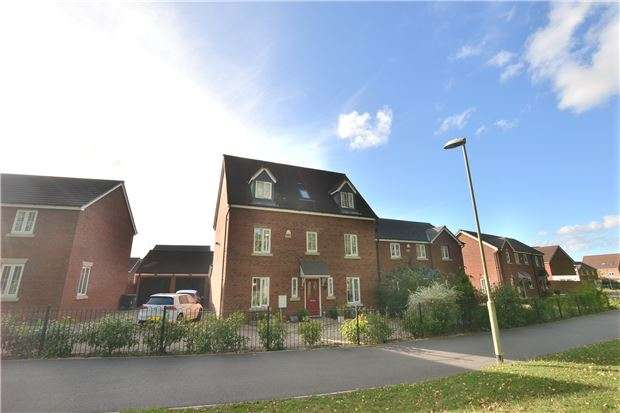 5 Bedrooms Detached House for sale in Staxton Drive Kingsway, Quedgeley, GLOUCESTER, GL2 2GE