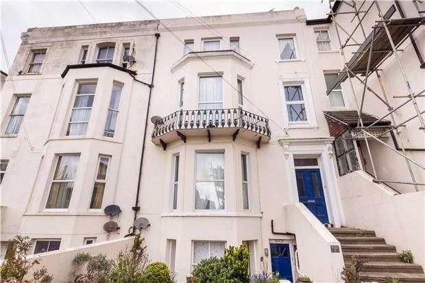 1 Bedroom Flat for sale in Flat , Villa Road, ST LEONARDS-ON-SEA, East Sussex, TN37 6EJ