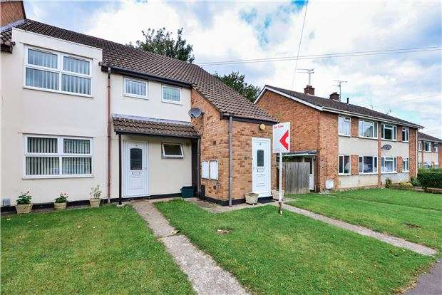 2 Bedrooms Flat for sale in Gainsborough Road, Keynsham, BRISTOL, BS31 1LS