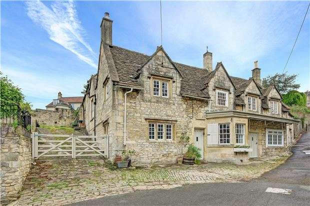 5 Bedrooms Detached House for sale in Box, NR BATH