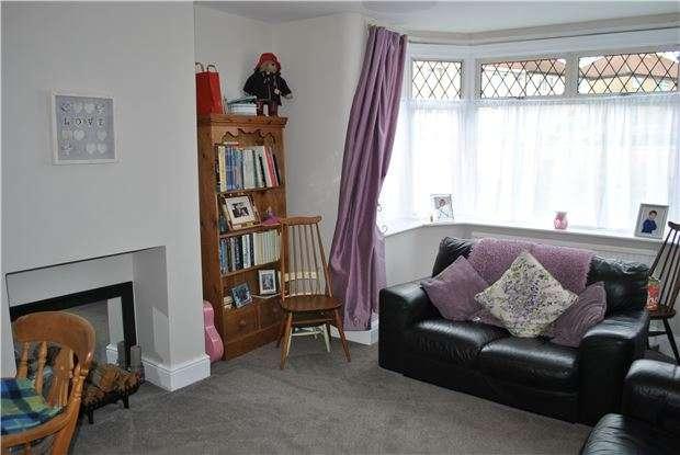 3 Bedrooms Semi Detached House for sale in Alexandra Road, Bedminster Down, Bristol, BS13 7DE