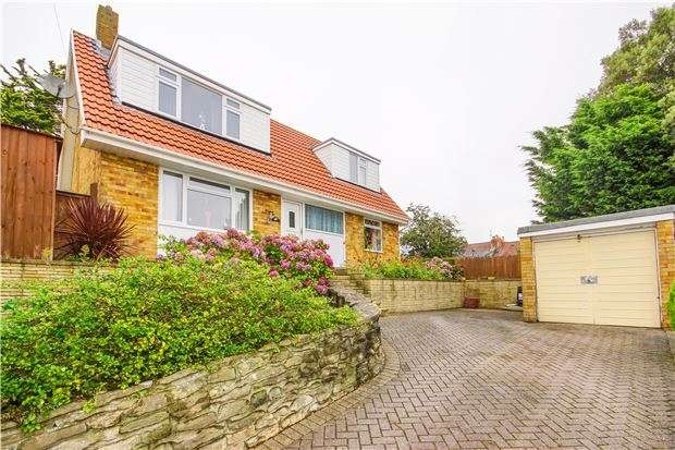 3 Bedrooms Detached House for sale in Kingscote Park, St George, BS5 8QX