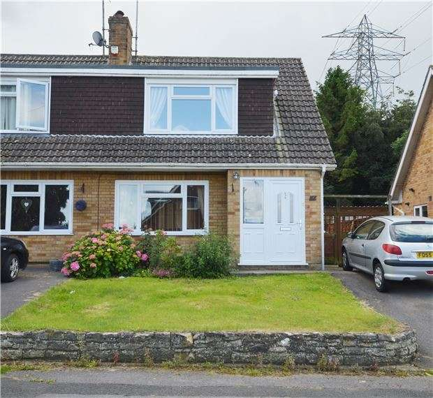 3 Bedrooms Semi Detached House for sale in Beaumont Road, CHELTENHAM, Gloucestershire, GL51 0LA