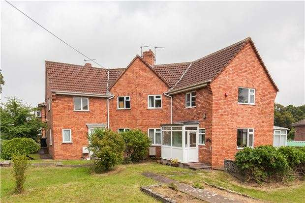 3 Bedrooms Semi Detached House for sale in Burghill Road, BRISTOL, BS10 6NQ