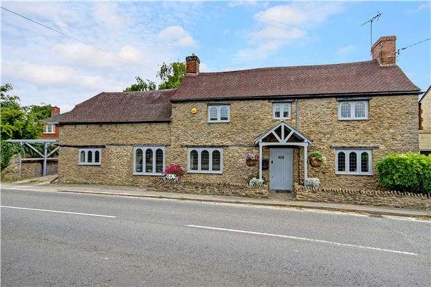 3 Bedrooms Cottage House for sale in Witney Road, Kingston Bagpuize, ABINGDON, Oxfordshire, OX13 5AN