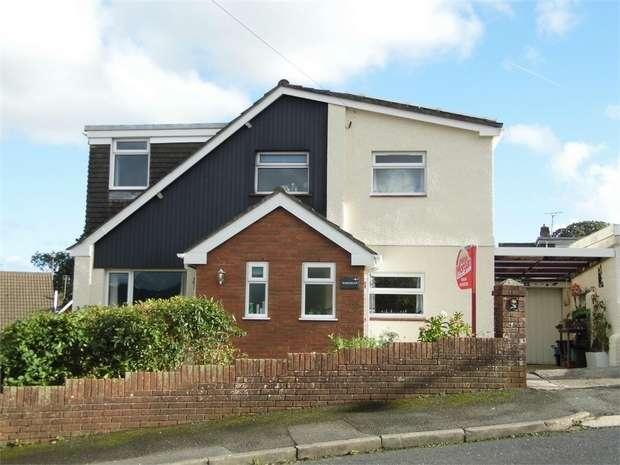 5 Bedrooms Detached House for sale in Wernlys Road, Pen Y Fai, Bridgend, Mid Glamorgan