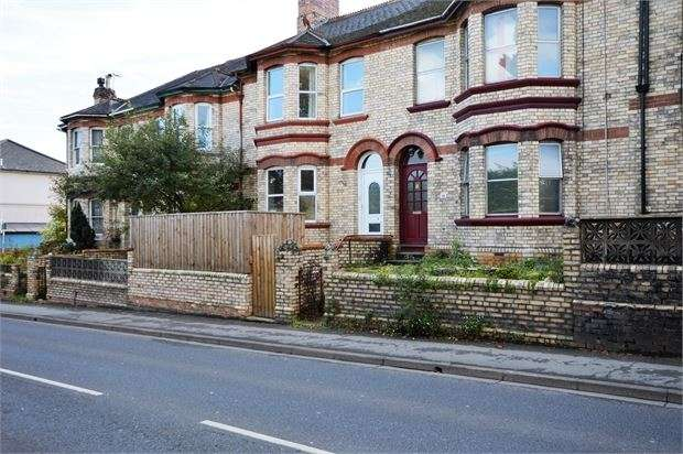 4 Bedrooms Terraced House for sale in Torquay Road, Newton Abbot, Devon. TQ12 2HY