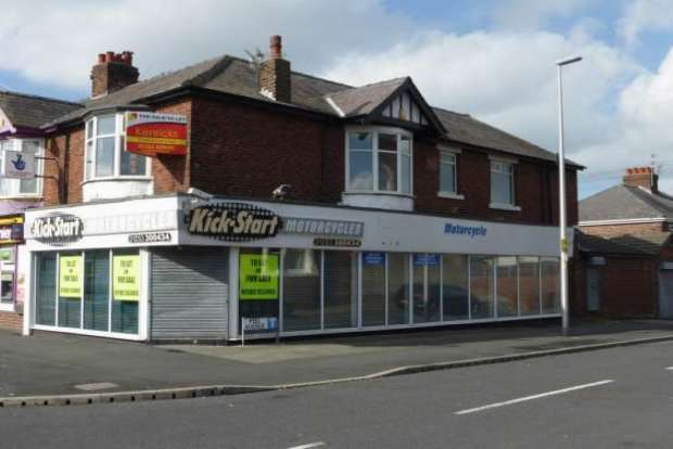Property for sale in Talbot Road Layton Blackpool