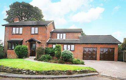 5 Bedrooms Detached House for sale in Rowan Tree Close, Killamarsh, Sheffield, Derbyshire