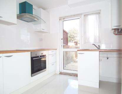 2 Bedrooms Terraced House for sale in Stoneleigh Avenue, Enfield, London