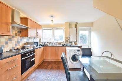 3 Bedrooms End Of Terrace House for sale in Haywards Croft, Greenleys, Milton Keynes, Buckinghamshire
