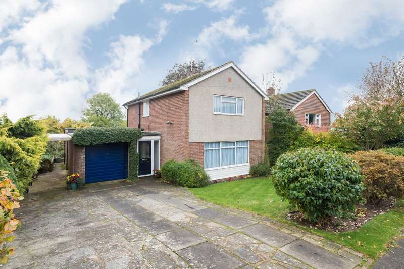 3 Bedrooms Detached House for sale in Murray Road, Berkhamsted