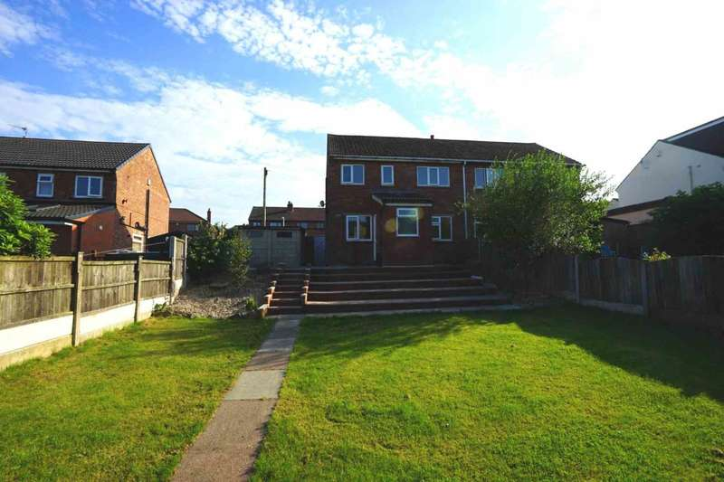 3 Bedrooms Semi Detached House for sale in Latham Road, Blackrod