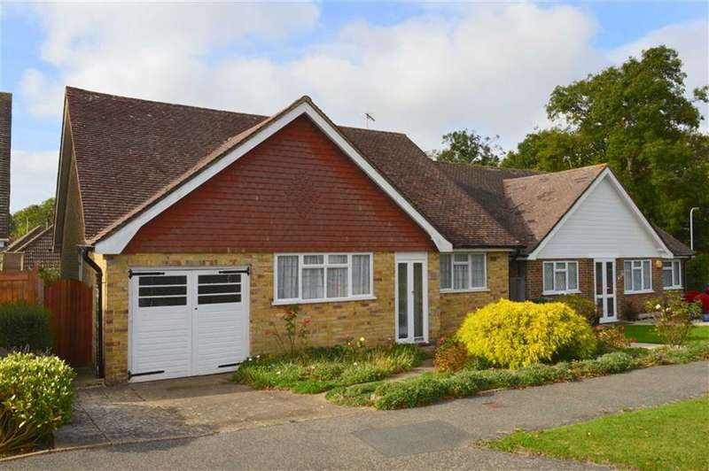 2 Bedrooms Property for sale in Alfriston Park, Seaford, East Sussex