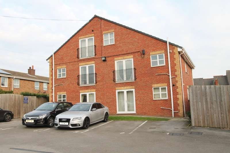 2 Bedrooms Flat for sale in Hampton Court, Darfield, Barnsley, S73 9QS