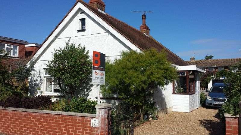3 Bedrooms Detached Bungalow for sale in Mardale Road, Salvington