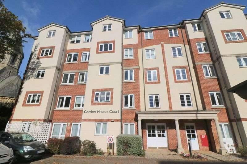1 Bedroom Retirement Property for sale in Garden House Court, Folkestone, CT20 2FF