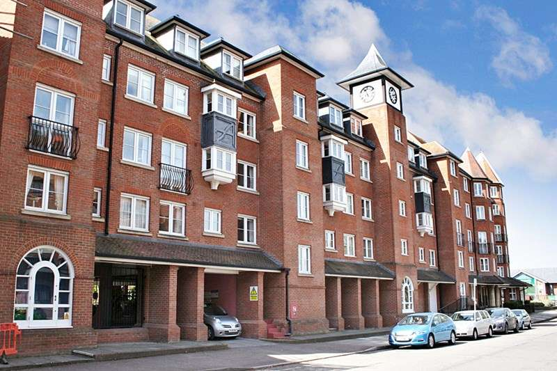 2 Bedrooms Retirement Property for sale in Castlemeads Court, Gloucester, GL1 2PA