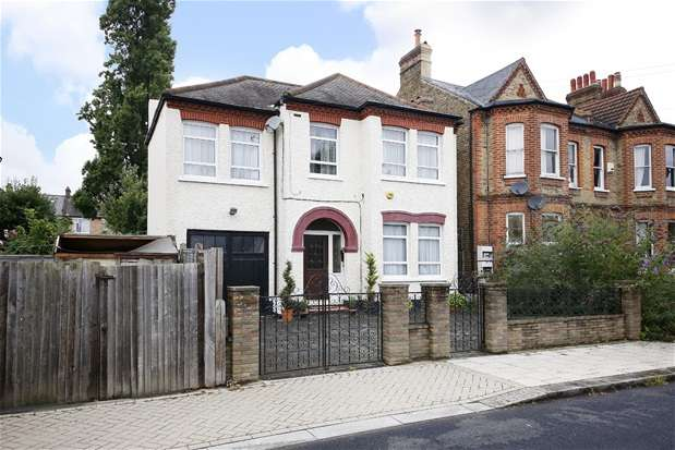 4 Bedrooms Detached House for sale in Kilmorie Road, Forest Hill