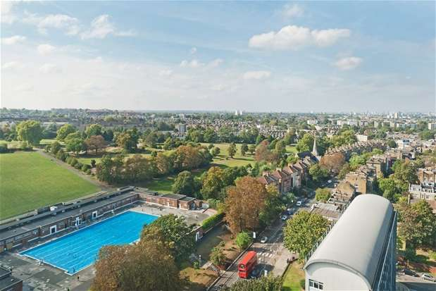 1 Bedroom Flat for sale in Park View House, Hurst Street, Herne Hill