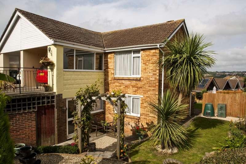 3 Bedrooms Semi Detached House for sale in Sturcombe Avenue, Paignton, Devon, TQ4