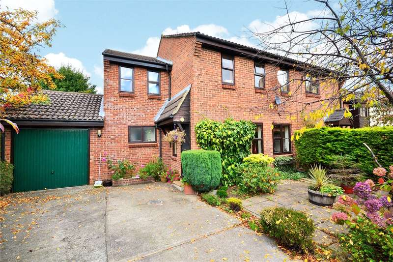 4 Bedrooms End Of Terrace House for sale in Chisbury Close, Forest Park, Bracknell, Berkshire, RG12