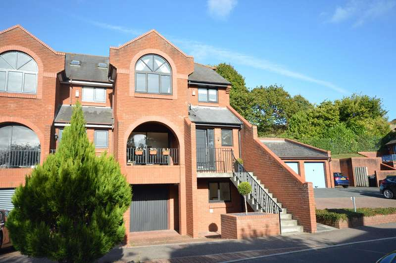 4 Bedrooms End Of Terrace House for sale in St Leonards, Exeter