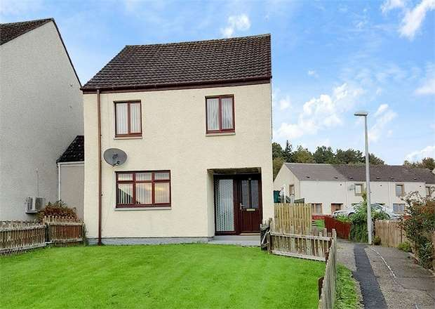 3 Bedrooms End Of Terrace House for sale in Coulpark, Alness, Highland