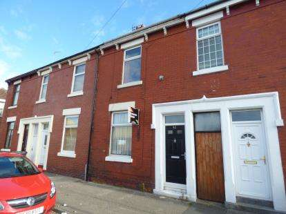 2 Bedrooms Terraced House for sale in Parker Street, Ashton-On-Ribble, Preston, Lancashire, PR2
