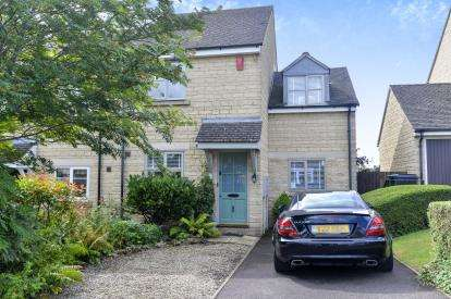3 Bedrooms Semi Detached House for sale in St. Edwards Road, Stow On The Wold, Gloucestershire