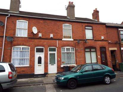 2 Bedrooms Terraced House for sale in Whitmore Street, Walsall, West Midlands