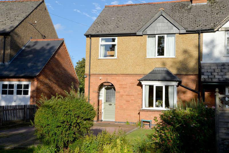 3 Bedrooms Semi Detached House for sale in Kineton, Warwickshire