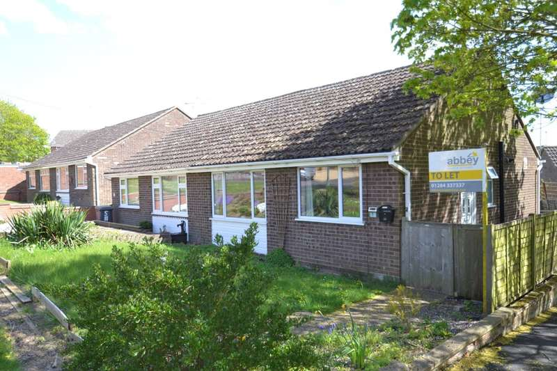2 Bedrooms Semi Detached Bungalow for sale in Bury St Edmunds, Suffolk