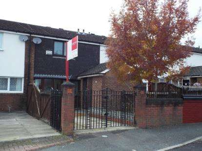 3 Bedrooms Terraced House for sale in Gurner Avenue, Salford, Greater Manchester