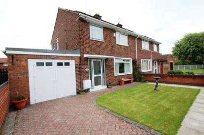 3 Bedrooms Semi Detached House for sale in Highmoor Road, York, North Yorkshire, England