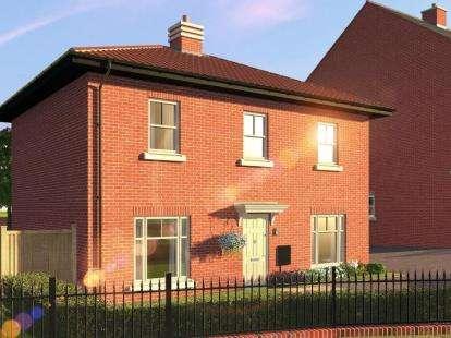 4 Bedrooms Detached House for sale in Edwards Lane, Sherwood, Nottingham