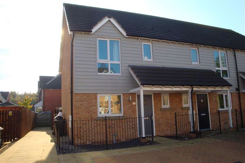 2 Bedrooms Property for sale in 9 Jackdaw Drive, Wath-Upon-Dearne, Rotherham, S63 7GN