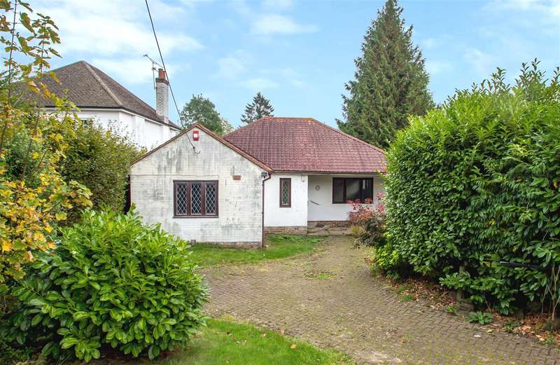 2 Bedrooms Bungalow for sale in London Road, Westerham