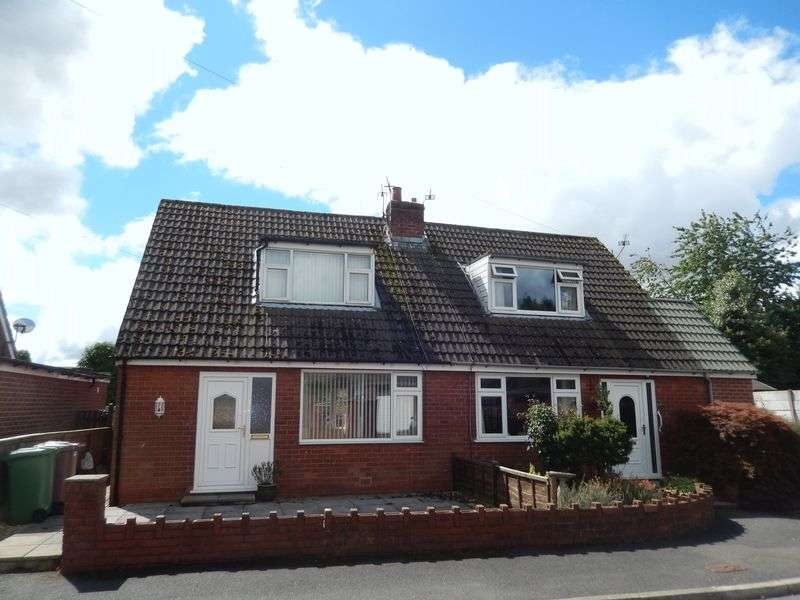 2 Bedrooms Semi Detached House for sale in PLEASANCE WAY, NEWTON-LE-WILLOWS