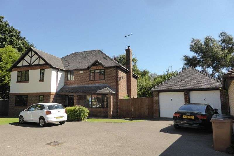 5 Bedrooms Detached House for sale in Brampton Close, Wisbech, Cambridgeshire