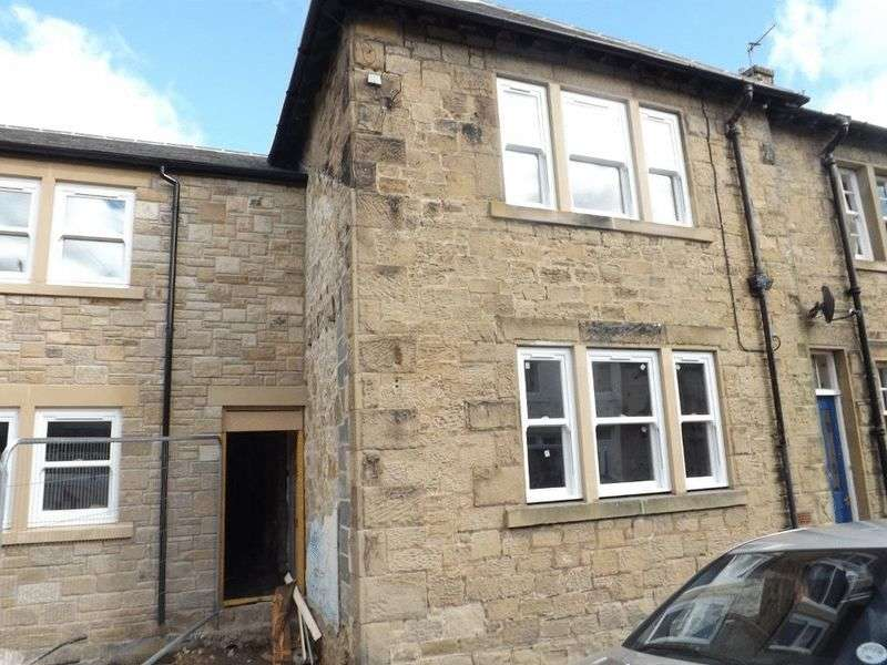 2 Bedrooms Terraced House for sale in The Old Drill Hall, Scott Street, Amble