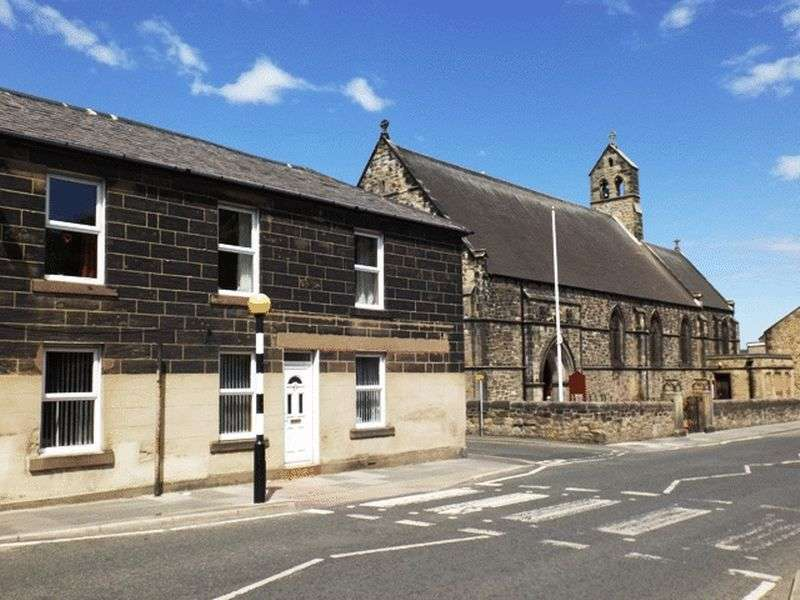 4 Bedrooms House for sale in Church Street, Amble - Spacious Four Bedroom End Terrace