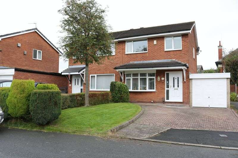 3 Bedrooms Property for sale in Tetbury Drive, Bolton