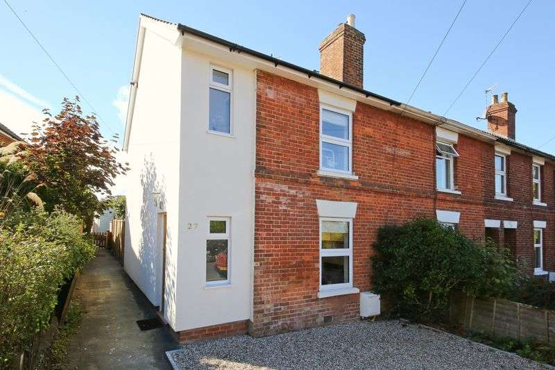 3 Bedrooms Terraced House for sale in Culverden Down, Tunbridge Wells