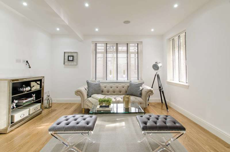 2 Bedrooms Flat for sale in Marsham Street, Westminster, SW1P