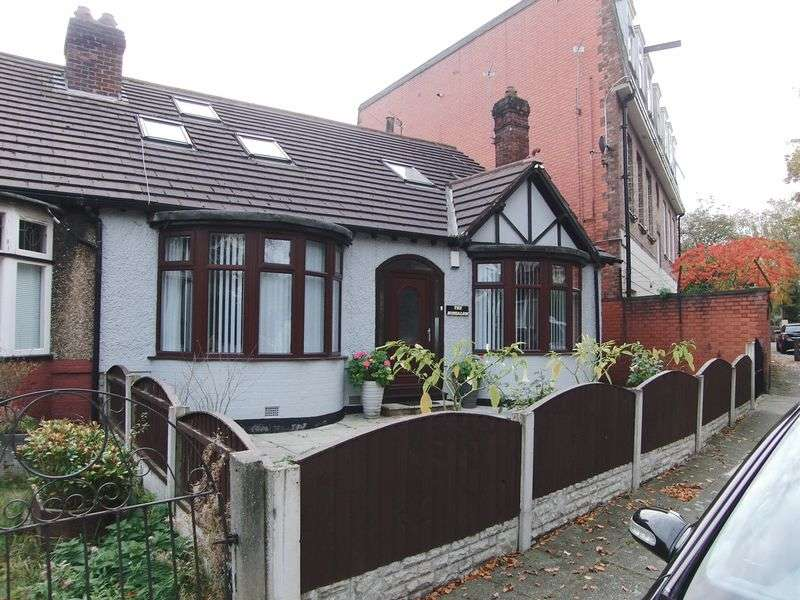 4 Bedrooms Semi Detached Bungalow for sale in Walton Park, Liverpool