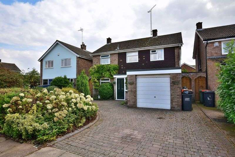 3 Bedrooms Detached House for sale in Coombe Drive, West Dunstable