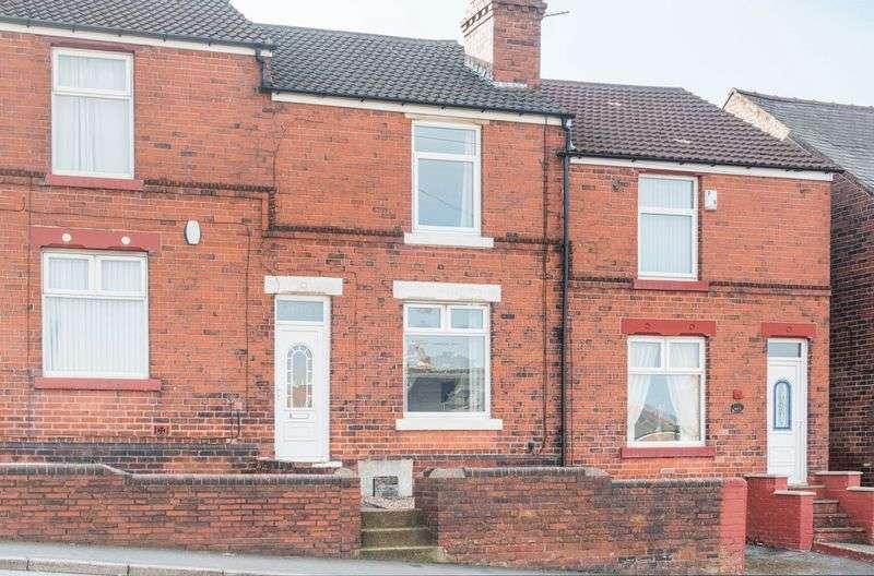 2 Bedrooms Terraced House for sale in Jenkin Road, Wincobank, S5 6AR