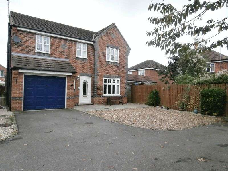 4 Bedrooms Detached House for sale in Thompson Road, Hedon,