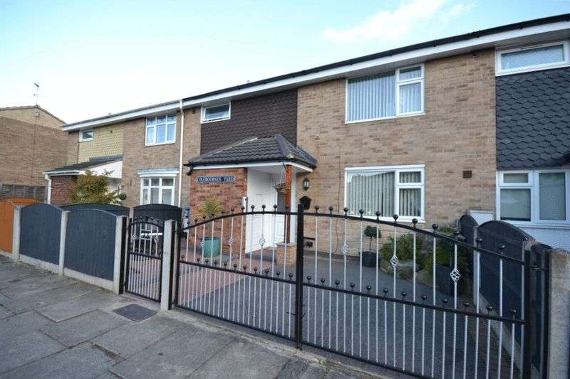 3 Bedrooms Terraced House for sale in ASHWORTH AVENUE, CHADDESDEN